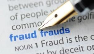 Fraud - Dictionary Series