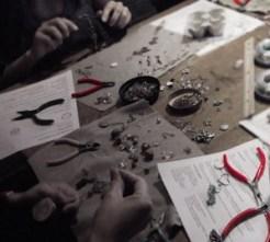 Мастер класс по изготовлению украшений в Торонто