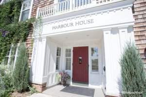 Парадный подъезд отеля Harbour House, рядом с Ниагарским водопадом (фото - сайт Tripadvisor.ca)