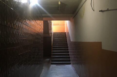Entrance on prorizna 9