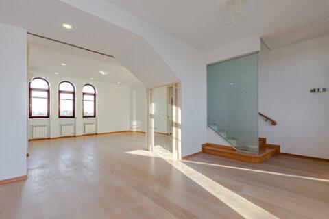 modern diplomatic apartment
