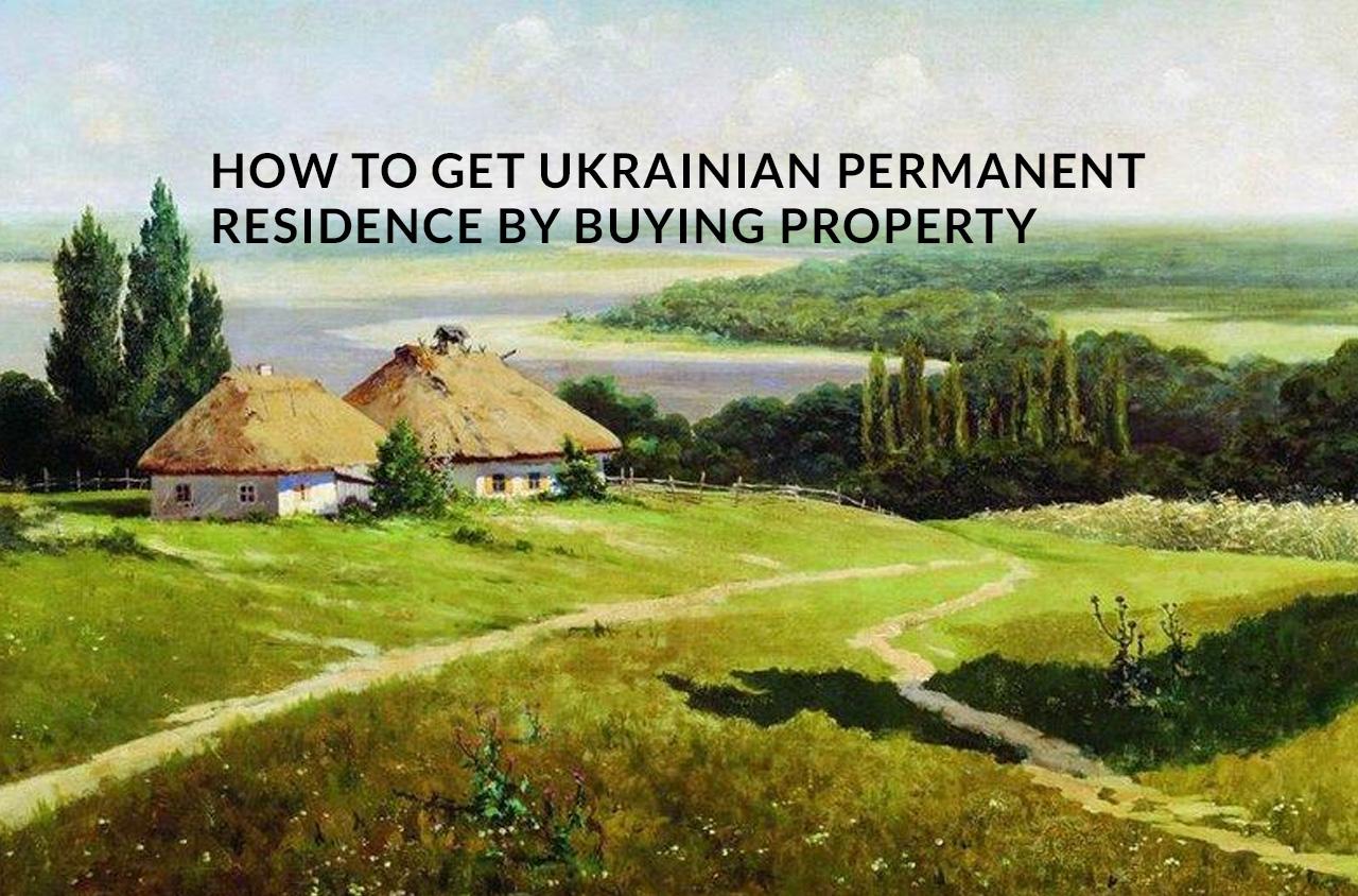 get ukrainian pr card