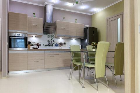 light cozy apartment for rent