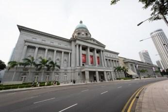 Figure 1 National Gallery, Singapore