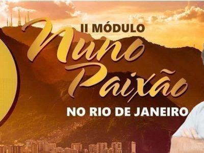 Nuno Paixão no Rio – Módulo II