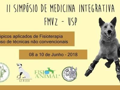 II Simpósio de Medicina Veterinária Integrativa – FMVZ USP