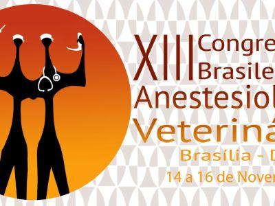 XIII Congresso Brasileiro de Anestesiologia Veterinária