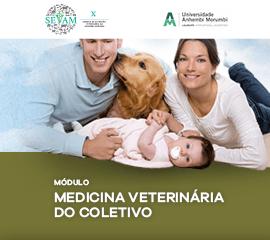 Módulo Teórico de Medicina Veterinária do Coletivo