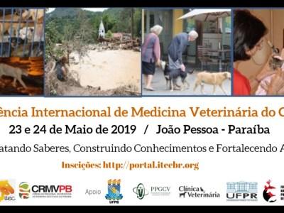 Conferência Internacional de Medicina Veterinária do Coletivo 2019