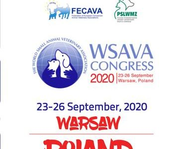 World Small Animal  Veterinary Association  Congress 2020