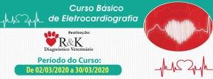 Curso de Eletrocardiografia para Veterinários