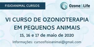 VI Curso de Ozonioterapia em Pequenos Animais