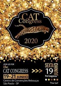 Cat Congress Brazil, 19 de junho em São Paulo