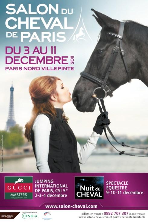 Salon du Cheval de Paris  Vet and the City