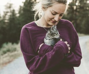keep your cat if pregnant