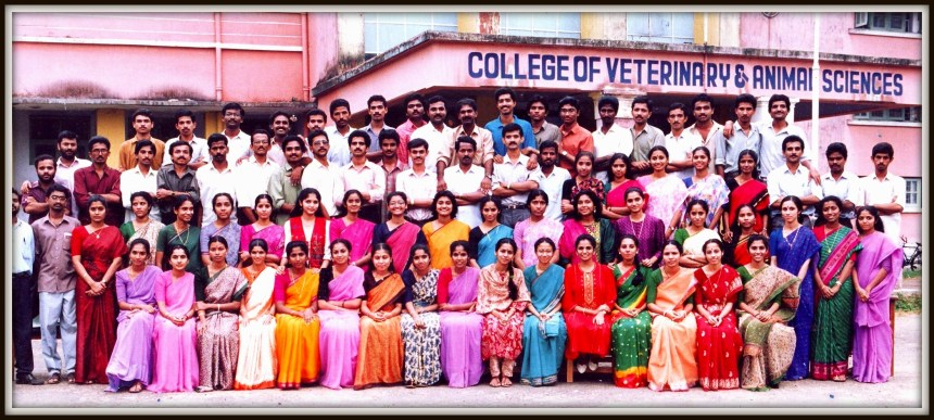 1988 batch covas mannuthy group phot