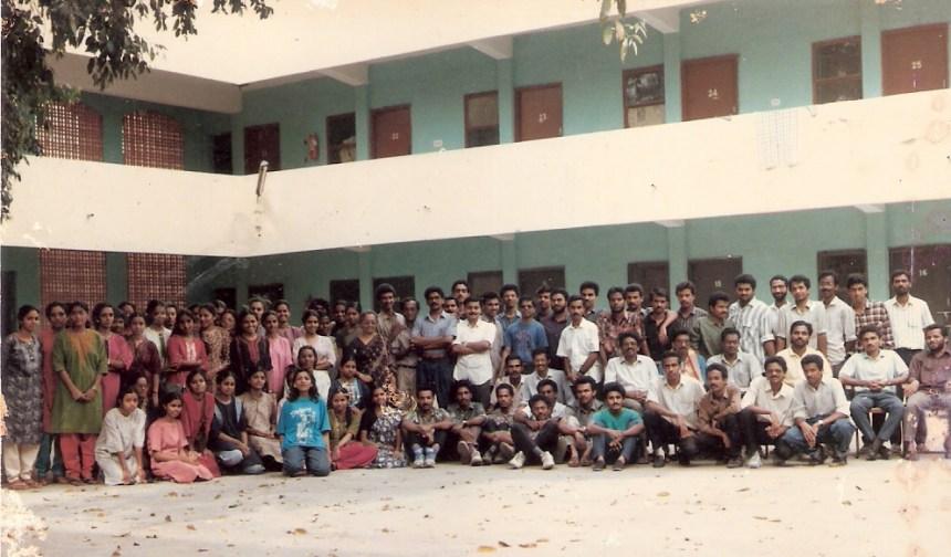 1987 batch tour photos