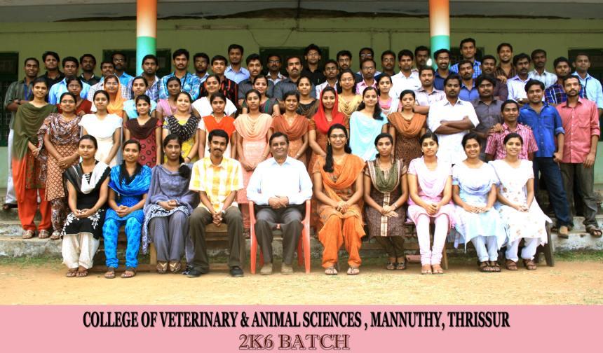 2006 Admission Class Photo
