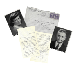George Mell Letters
