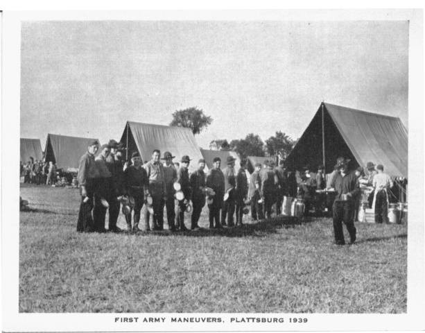 Plattsburgh Barracks 1939