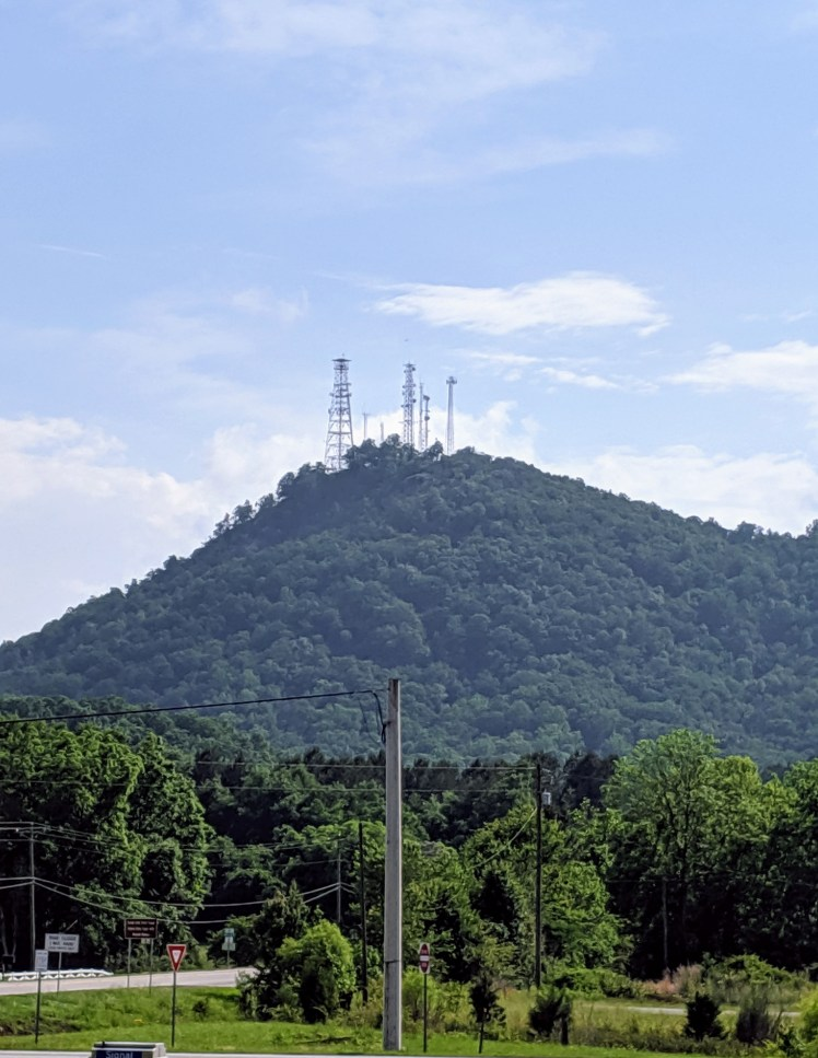 Currahee Mountain