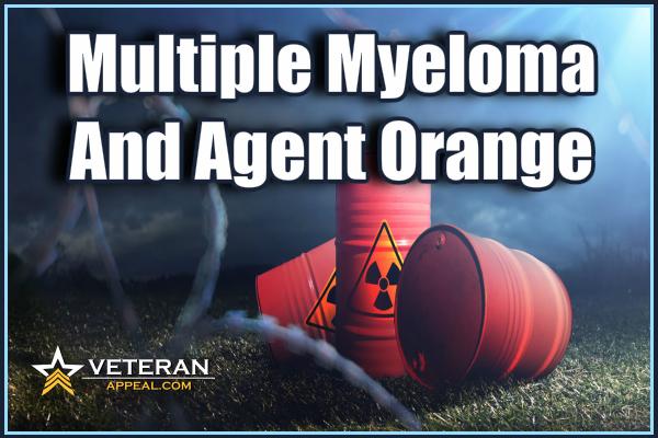 Multiple Myeloma and Agent Orange