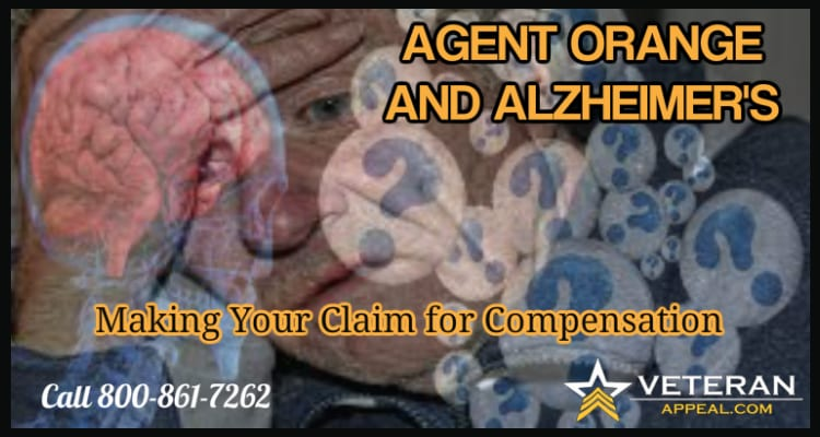 Agent Orange and Alzheimer's