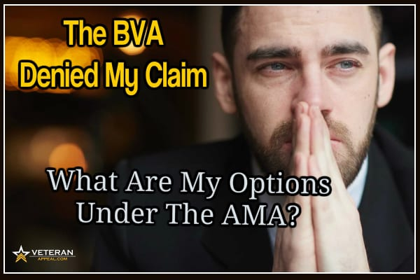 BVA Denied My Claim