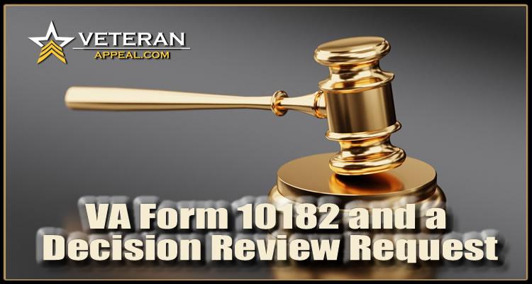 Decision Review Request