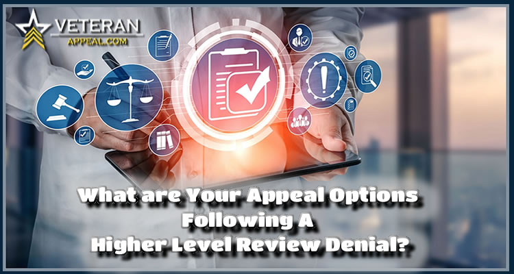 Higher Level Review Denial