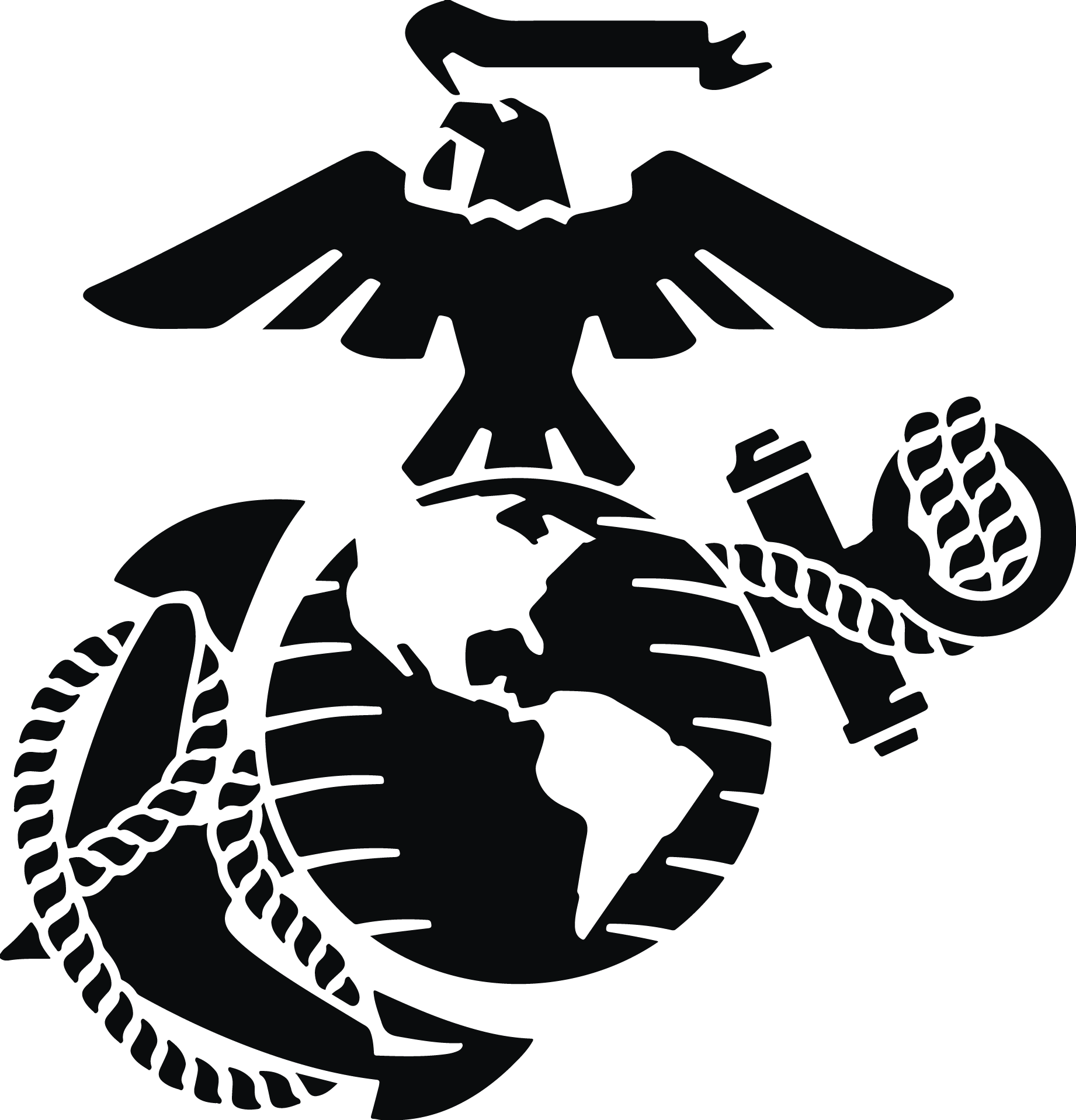 United States Marines Eagle, Globe, and Anchor