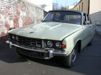 Rover V8