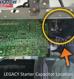 garage door opener wiring diagram overhead legacy starter capacitor [ 1064 x 852 Pixel ]