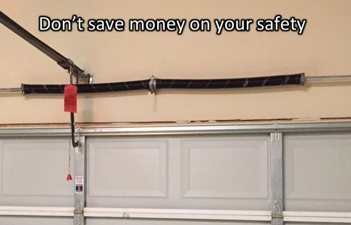 Image Result For How To Replace Torsion Springs On A Garage Door