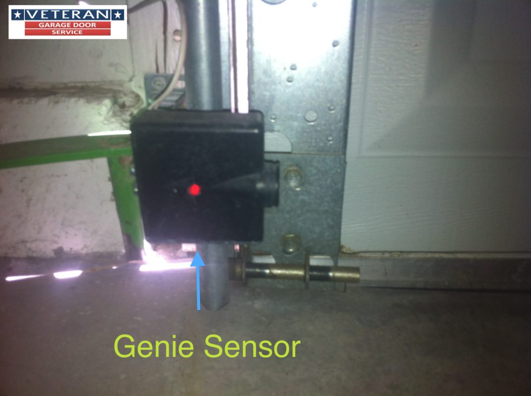 Genie Garage Door Openers On Garage Door Opener Sensors Light Wiring