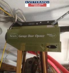 older garage door opener [ 1024 x 768 Pixel ]