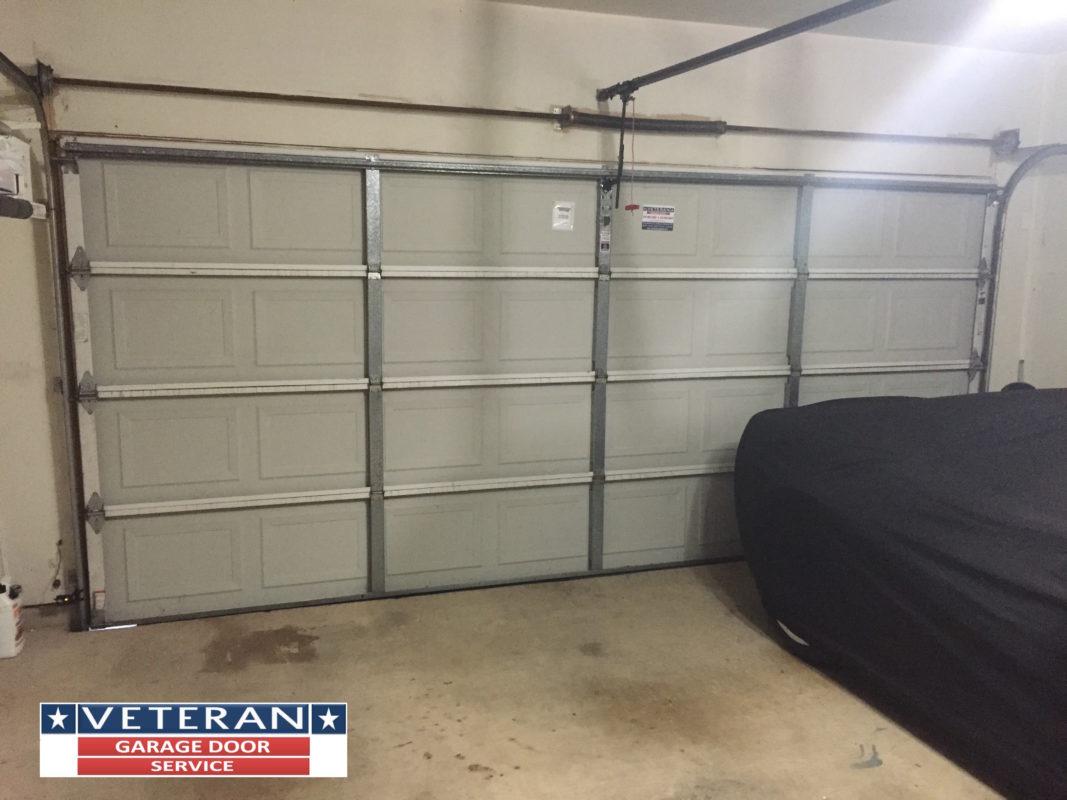 What the reason my Garage Door wont open