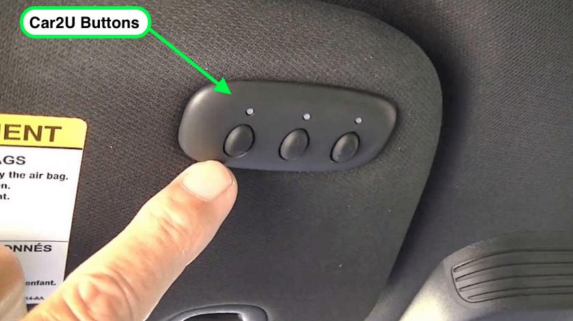How to program the Car2U system