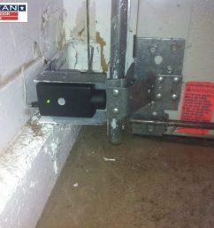 overhead door garage door safety sensor wiring [ 2592 x 1936 Pixel ]