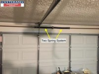 If I add insulation to my garage door do I need to change