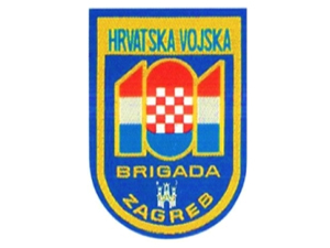 Sto prva brigada HV