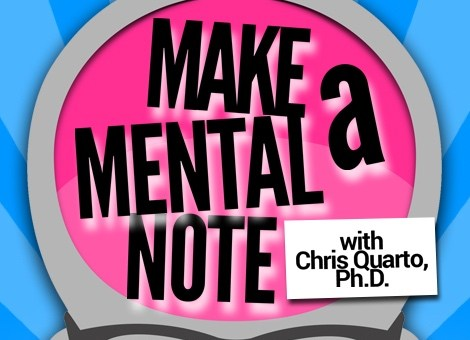 Make a Mental Note Podcast