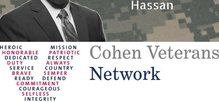 HST 008: The Cohen Veterans Network with Anthony Hassan