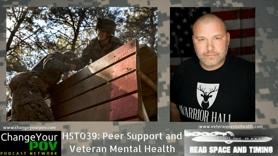 HST039: Peer Support and Veteran Mental Health