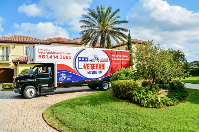 veteran moving company in south florida
