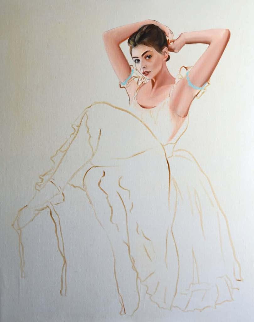 Oksana Bondareva © Alexander Talbot Rice