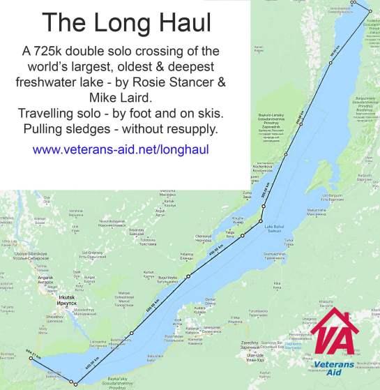 Long Haul Map