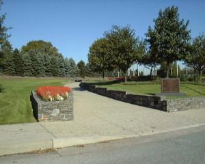 Vietnam Memorial in Baltimore