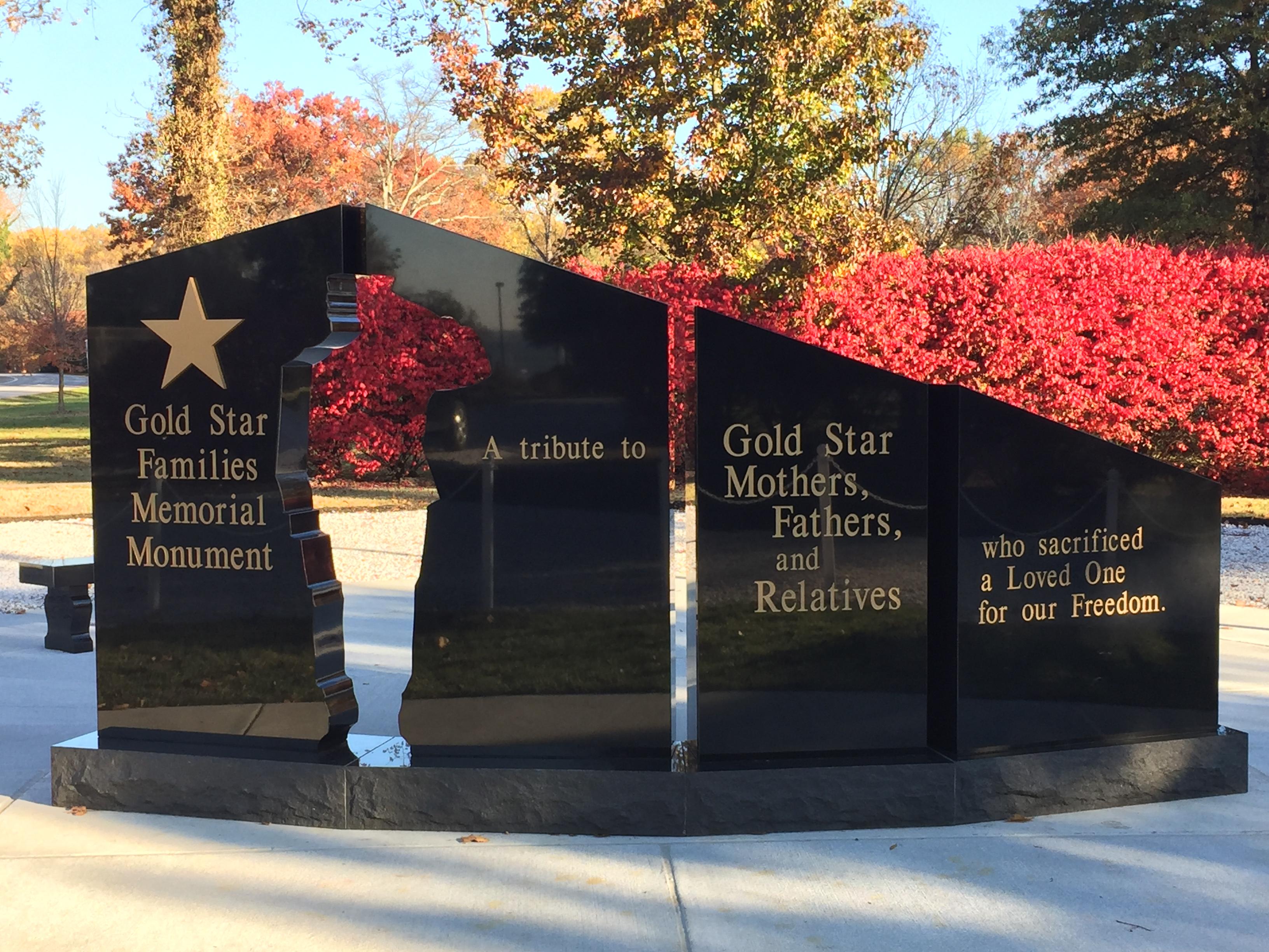 Cemetery and memorial program gold star families monument izmirmasajfo