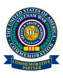 Vietnam War Commemoration Logo